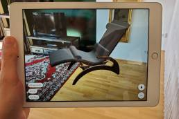 First Class Holz Liege Augmented Reality